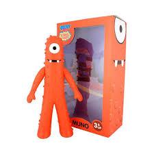 yo gabba gabba muno 2 5 toy release designer image