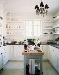 kitchen cozy and chic open shelves kitchen design ideas designing