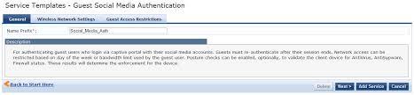 Social Tables Login Guest Social Media Authentication