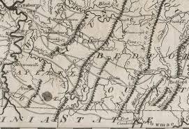 Pittsburgh Pa Map 1795 Lewis Map