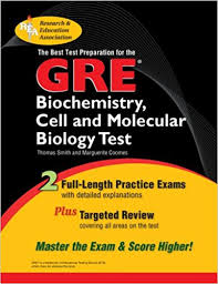 the best test preparation for the gre biochemistry cell and