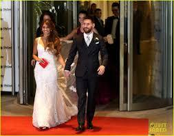 Lionel Messi Halloween Costume Shakira Attends Soccer Star Lionel Messi U0027s Wedding Photo 3922244