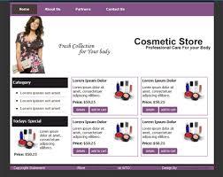 9 best images of website store templates online store website