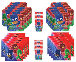 amazon com pj mask party supplies party game grocery