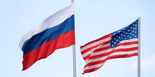 States Flags Russia The United States And The Growing Media War