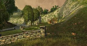 housing mmos lord the rings online nerdy bookahs lotro hobbit deluxe house outside