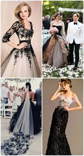 black and white wedding dresses black and white wedding dress uniquely yours wedding invitation
