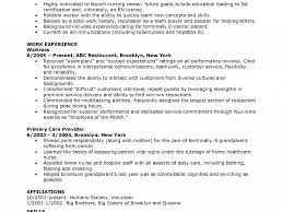 Sample Resume For Nurses With No Experience by Sample Resume Cna No Experience Resume Example Cna Resume Sample