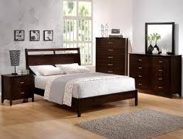 Espresso Bedroom Furniture by Ian Bedroom Set T F