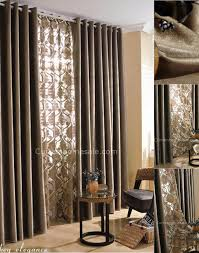 and sound proof style dark color exam room curtains