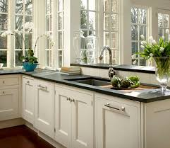 Kitchen Distressed Kitchen Cabinets Best White Paint For Best 25 Ivory Kitchen Cabinets Ideas On Pinterest Cream Colored