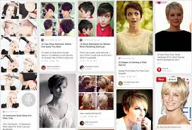 growing hair from pixie style to long style if you want to you should totally chop off all your hair