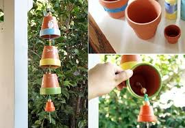 How To Decorate A Pot At Home How To Make Your Own Wind Chimes 15 Amazing Ideas