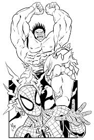 holly hobbie coloring pages coloring pages hulk and spiderman hulk and spiderman coloring