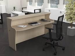 banque d accueil bureau comptoir d accueil rock basique mobilier accueil pas cher mon