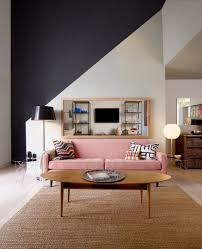 Dark Grey Accent Wall by