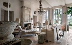 French Country House Interior - create traditional french country cottage interior design