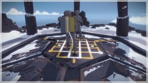 the witness the mountain game ending solution usgamer