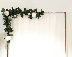 wedding backdrop equipment backdrop stand etsy