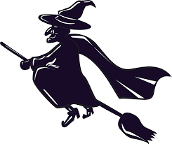 vintage halloween witch illistrations transparent background witchcraft clipart free download clip art free clip art on