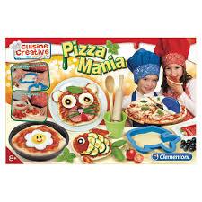 jeux de cuisine pizza coffret de cuisine pizza mania la grande récré vente de jouets