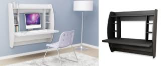 Prepac Floating Desk by Space Saving Desk Buying Guides U0026 Reviews For Space Saving Desks