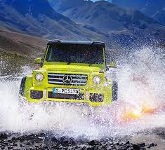 what is the highest class of mercedes the mercedes g class g 500 4x4 g class squadred to a level