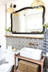 Antique Bathroom Mirror Antique Bathroom Mirrors And Xylem Inch Antique Bathroom