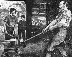 Backyard Blacksmithing Blacksmithing For Beginners The Art Of Manliness