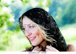 lace headwear lace headwear stock photos lace headwear stock images alamy