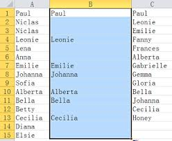 duplicate excel find matching values in 2 columns super user