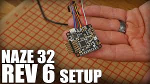 naze32 rev6 setup flite test youtube