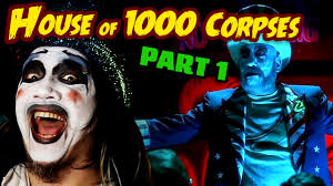 House 1000 Corpses Halloween Costumes House 1000 Corpses 1 Count Jackula Horror Review
