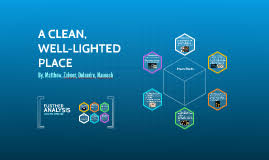 A Clean Well Lighted Place Analysis A Clean Well Lighted Place By Naveesh Sri On Prezi