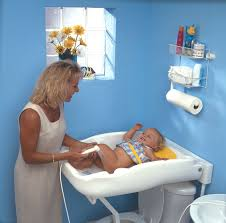baby bathroom ideas bathroom baby changing station on bathroom and baby changing