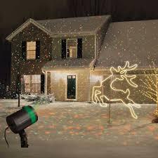 target laser christmas lights set of 2 star shower laser light projectors outdoor christmas show