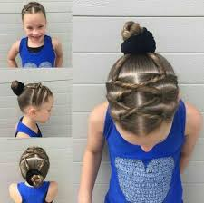 gymnastics picture hair style gymnastics hairstyles afwf co