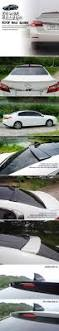 renault safrane 2010 rear roof wing spoiler for renault samsung new sm5 latitude