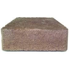 Concrete Block Garden Wall by 12 In X 16 In Diamond 3 Way Concrete Garden Wall Block 552459