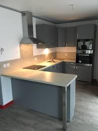 souris dans la cuisine cuisine équipée gris souris à argueil 76780 cuisine home concept