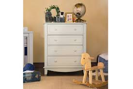 Million Dollar Furniture by Sullivan 4 Drawer Tall Dresser Million Dollar Baby Classic
