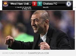 Ham Meme - west ham beats chelsea funny pictures