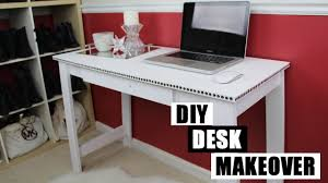 painting furniture without sanding diy desk makeover how to paint furniture without sanding diy