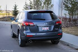 mazda canada review 2013 mazda cx 9 gt awd wildsau ca