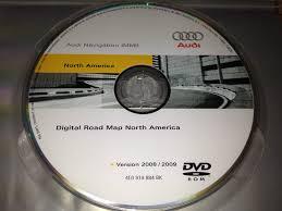 audi 2g mmi update audi mmi navigation system dvd map america version 2008 2009
