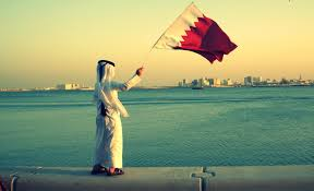 Picture Of Qatar Flag Qatar Under Blockade Is A Mix Of Time Layovers And A