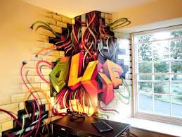 Best  Graffiti Room Ideas On Pinterest Graffiti Bedroom - Graffiti bedroom