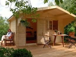 small log cabin kits are affordable and eco friendly
