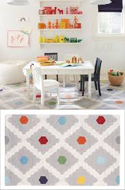 Pottery Barn Rugs Multi Dot Rug By Pottery Barn Kids 10 Colorful Rugs To Brighten Up