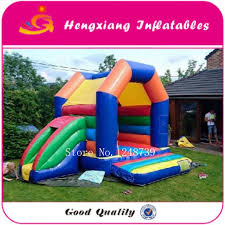 commercial cheap outdoor bounce house for children in